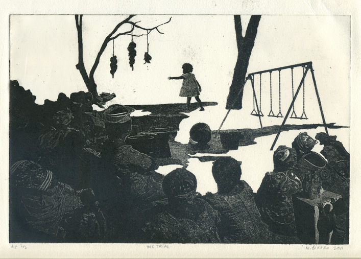 12.The Trial. 2011. photo etching. 3.3 ed.web